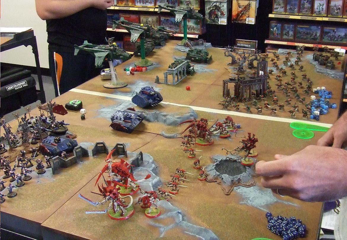 jeux de figurines et de stratégie